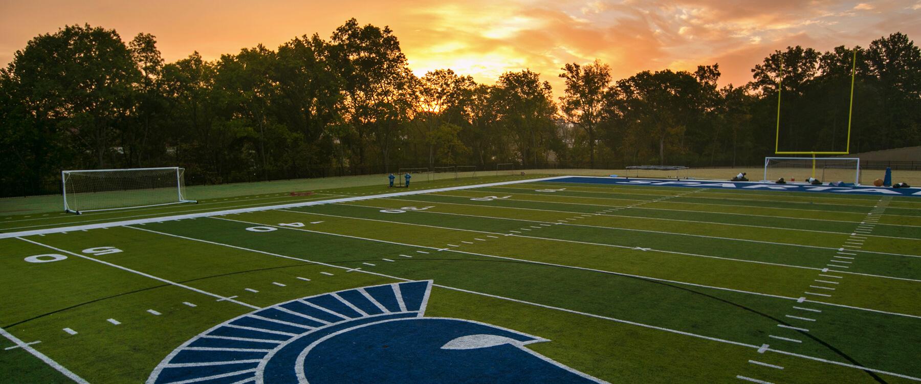 MBU athletic field
